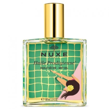 NUXE HUILE PRODIGIEUSE LIMITED EDITION PENNINGHEN YELLOW