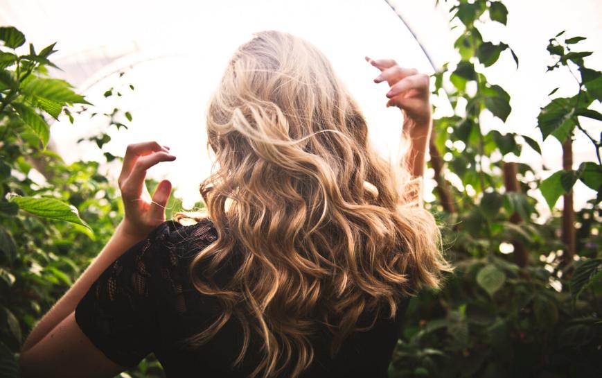 Cura dei capelli