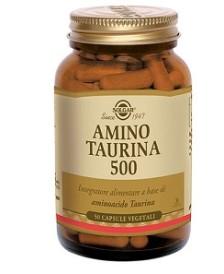 """AMINO TAURINA 50VGCPS """"SOLGAR"""""""