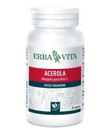 ACEROLA 60CPS 400MG  ERBAVITA