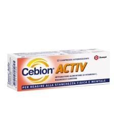CEBION ACTIV 12CPR EFFERVESCEN