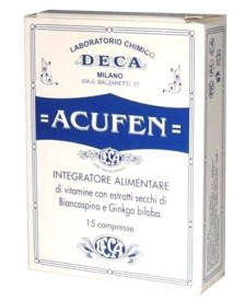 ACUFEN 14CPR 600MG