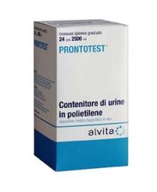 ALVITA PRONTOTEST CONT UR 24H