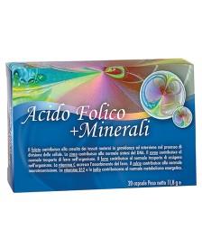 ACIDO FOLICO + MINERALI 20CPS
