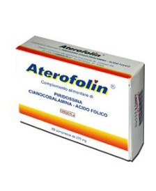 ATEROFOLIN INTEGRAT DIET 60CPR