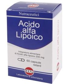 ACIDO ALFA LIPOICO 60CPR