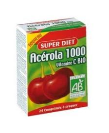 ACEROLA 1000 VIT C BIO 24CPR