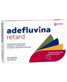 ADEFLUVINA RETARD INTEGR 30CPR