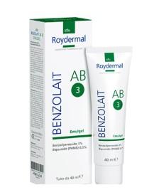 BENZOLAIT AB3 EMULGEL 40ML