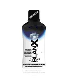 BLANX WHITE SHOCK COLLUT 500ML