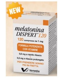 MELATONINA DISPERT 120CPR