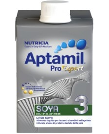 APTAMIL 3 SOYA CRESCITA 500ML