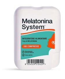 MELATONINA SYSTEM 300CPR 1MG