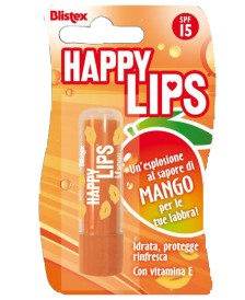 BLISTEX HAPPY LIPS MANGO SPF15