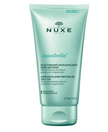 NUXE AQUABELLA GEL PURIF EXFOL