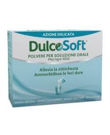 DULCOSOFT POLVERE 20BUST