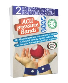 ACU PRESSURE BAND ADULTI 2PZ