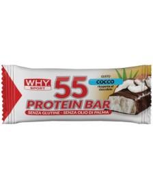 55 PROTEIN BAR COCCO/CIOC 55G