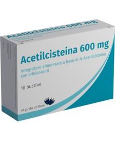 ACETILCISTEINA 600MG 10BUST