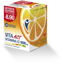 VITA ACT VITAMINA C 1000MG