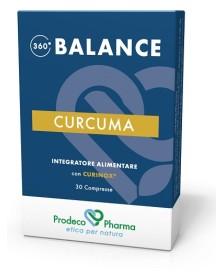 360 BALANCE CURCUMA 30CPR