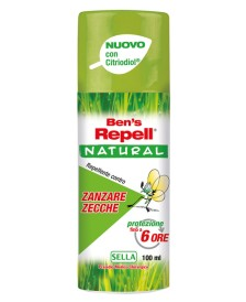 BENS REPELL NATURAL 100ML