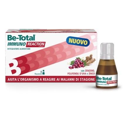 BETOTAL IMMUNO REACTION 8 FLACONCINI