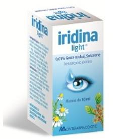 IRIDINA LIGHT*GTT 10ML 0,01%