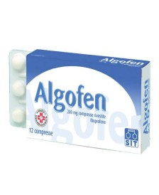 ALGOFEN 24 COMPRESSE RIVESTITE 200MG