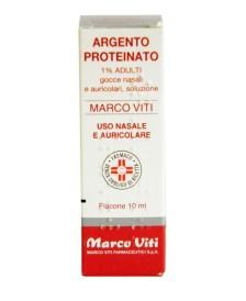 ARGENTO PROTEINATO*1% 10ML